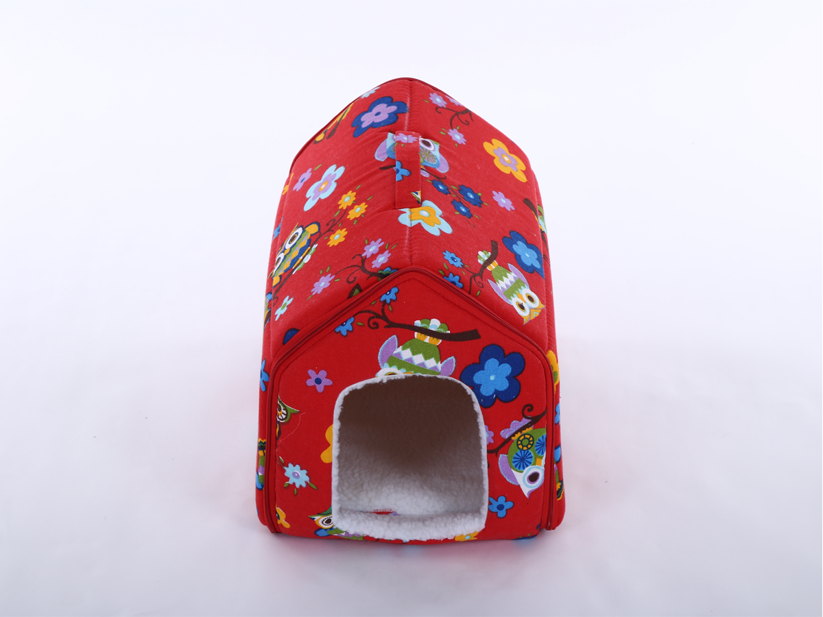 Dog House (Large/Red)
